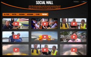 SuperStock social wall