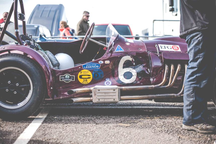 Donington Historic Festival - Andrew Young-57