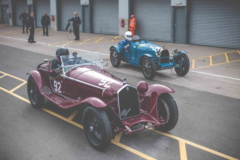 Donington Historic Festival - Andrew Young-96